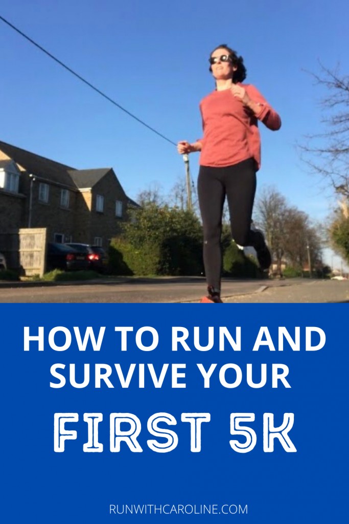 tips for running your first 5k
