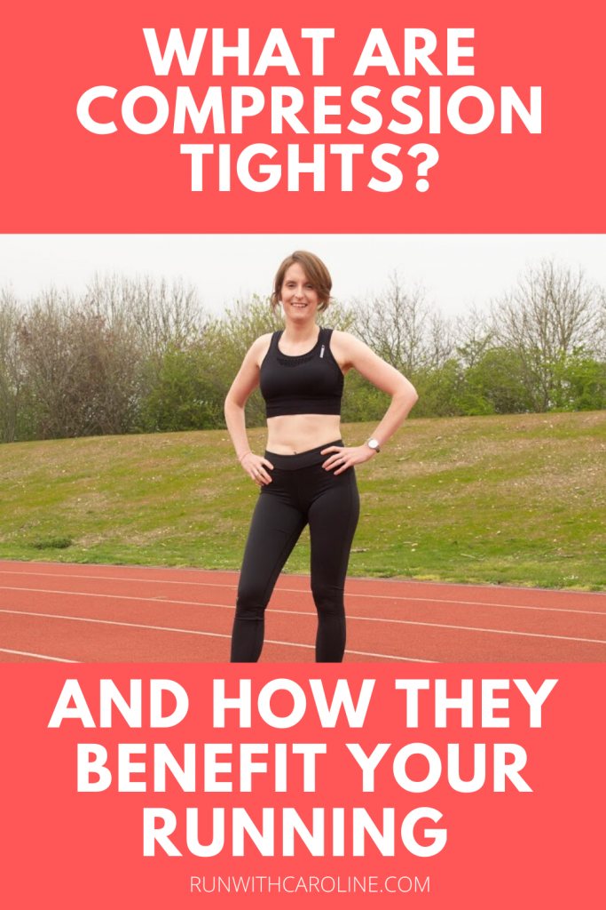 what are compression tights