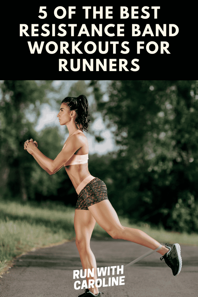 resistance band workouts for runners