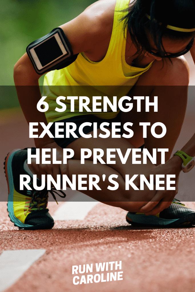 exercises to help prevent runner's knee