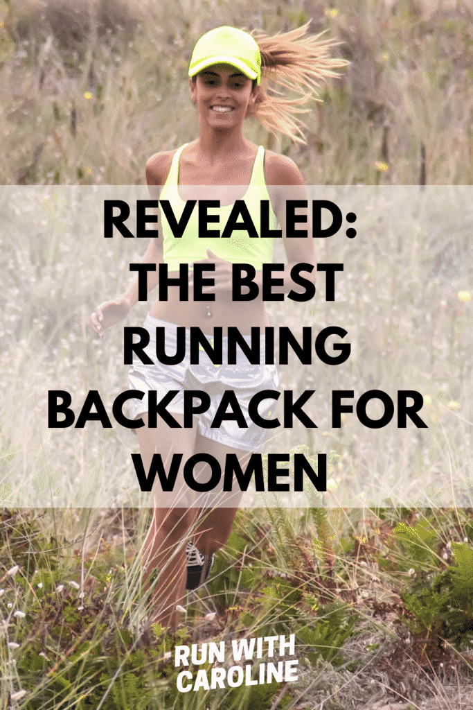 the best running backpack for women