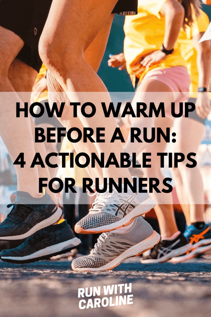 how to warm up before a run