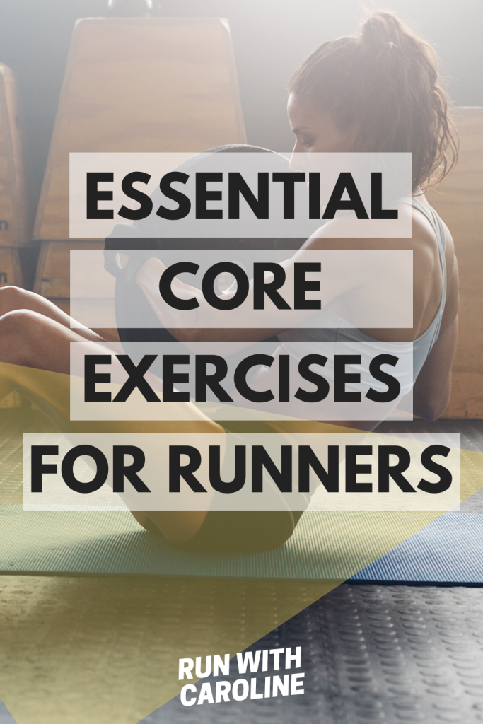 core exercises for runners