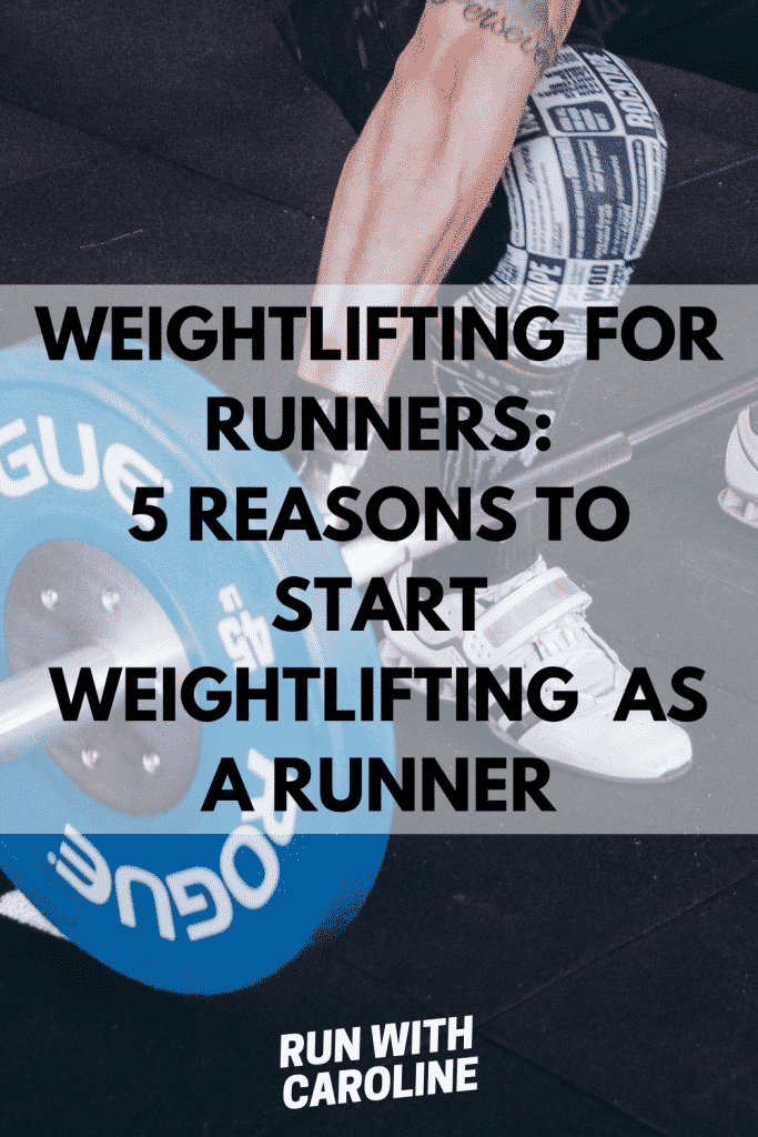 weightlifting for runners