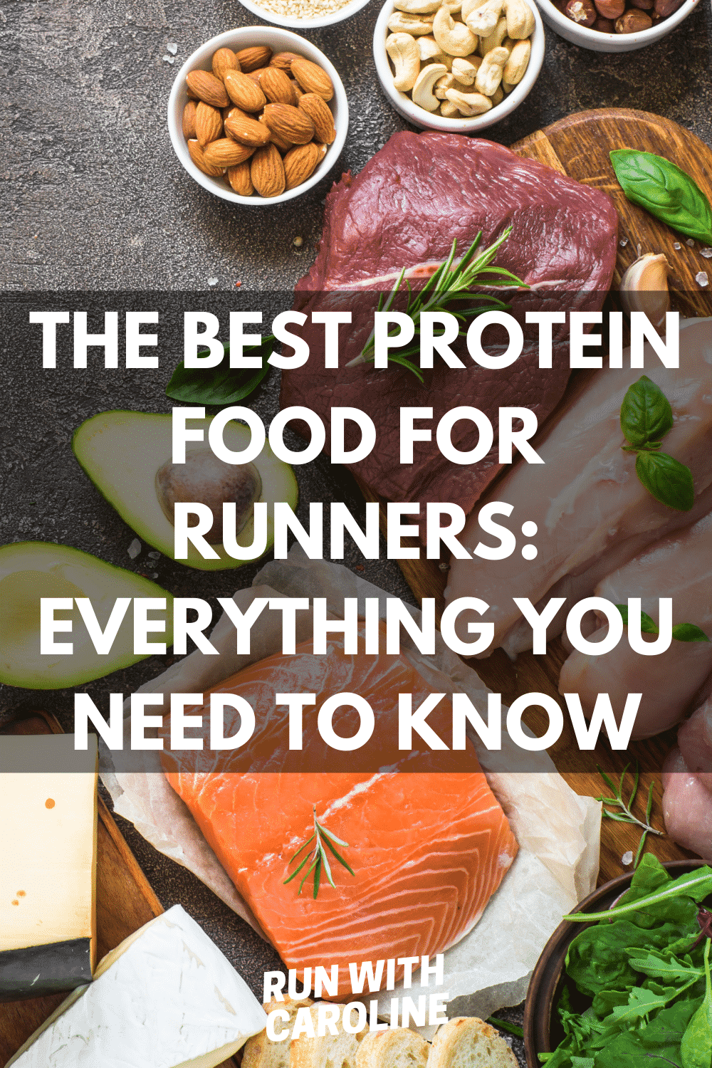 The best protein food for runners: What you should know about protein - Run With Caroline