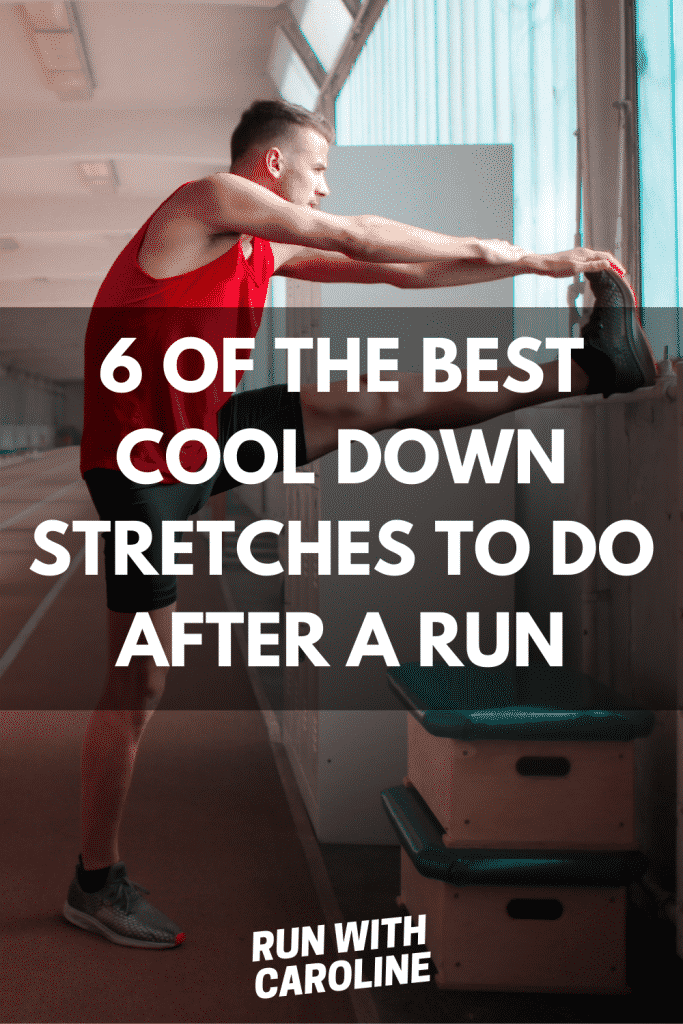 the best cool down stretches to do after a run