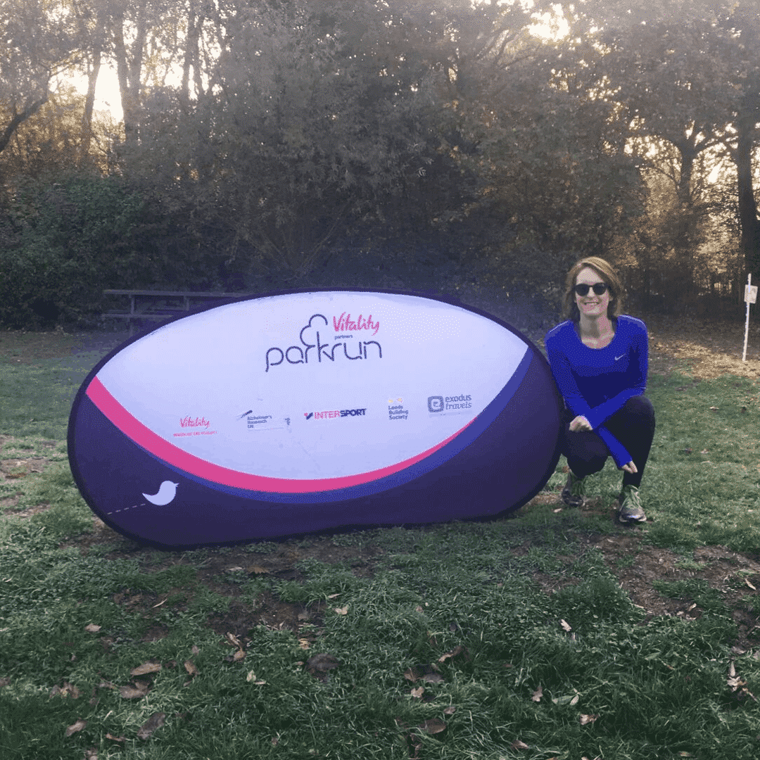What to expect at your first Parkrun