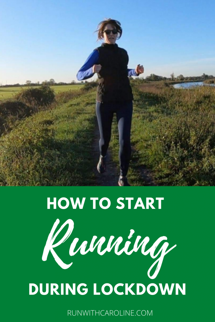 how to start running again