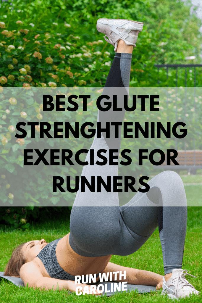 glute strength exercises for runners