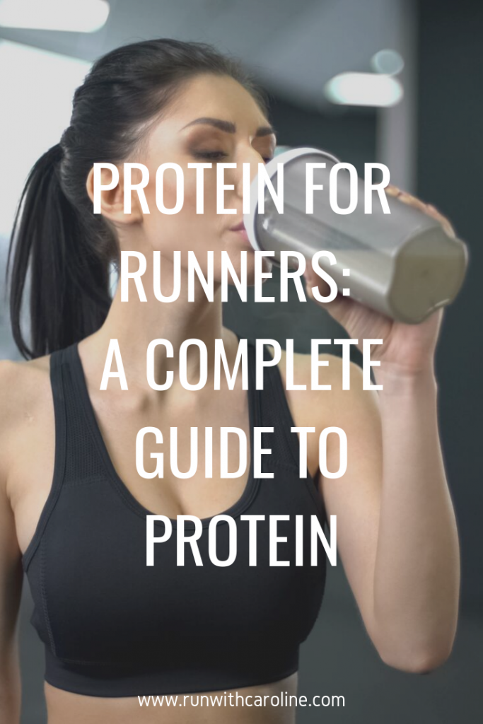 protein for runners