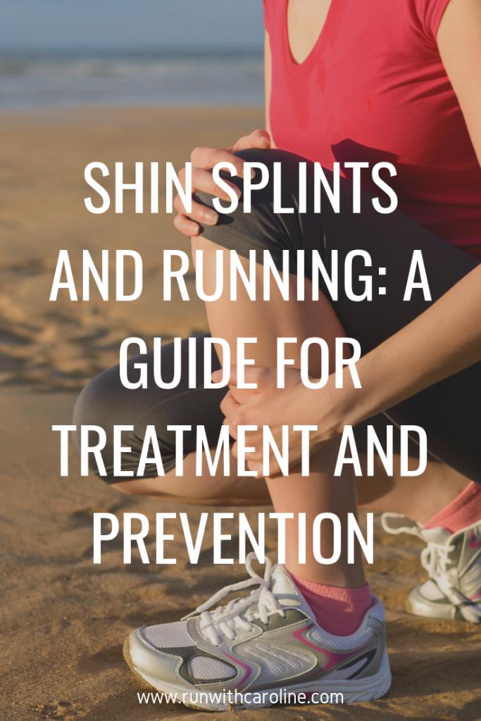 shin splints while running