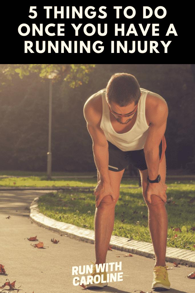 running injury