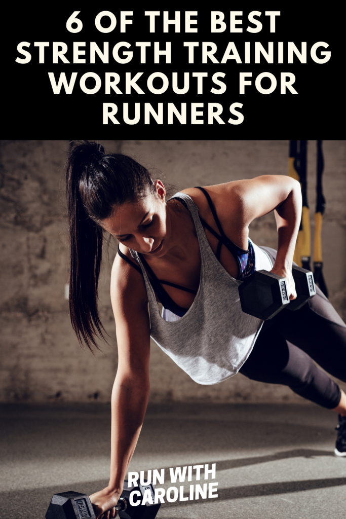 strength training workouts for runners