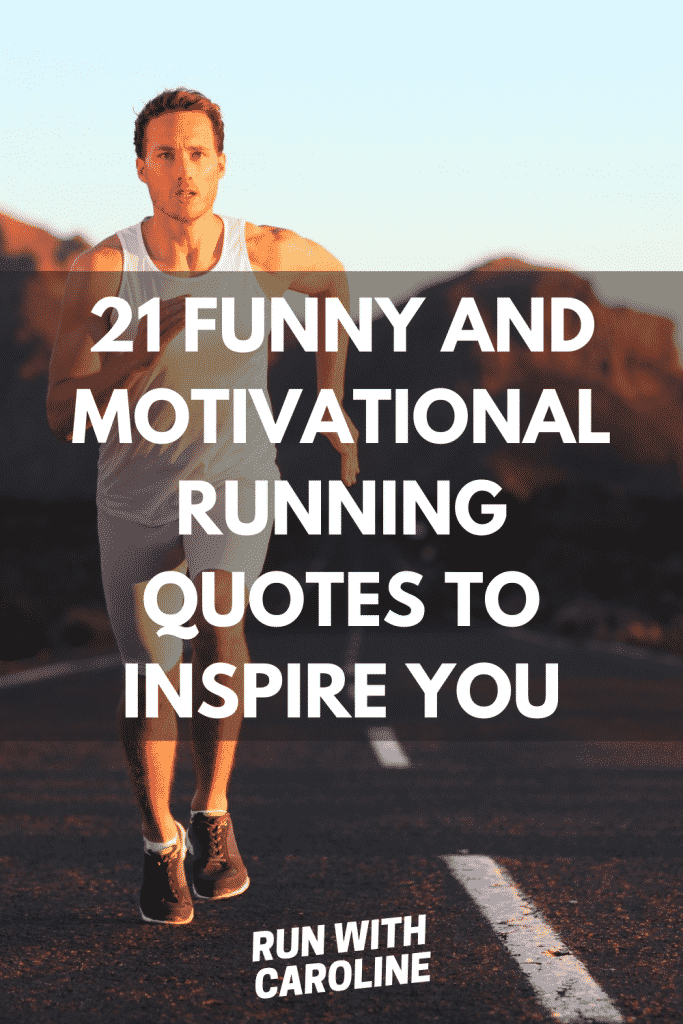 funny and motivational running quotes