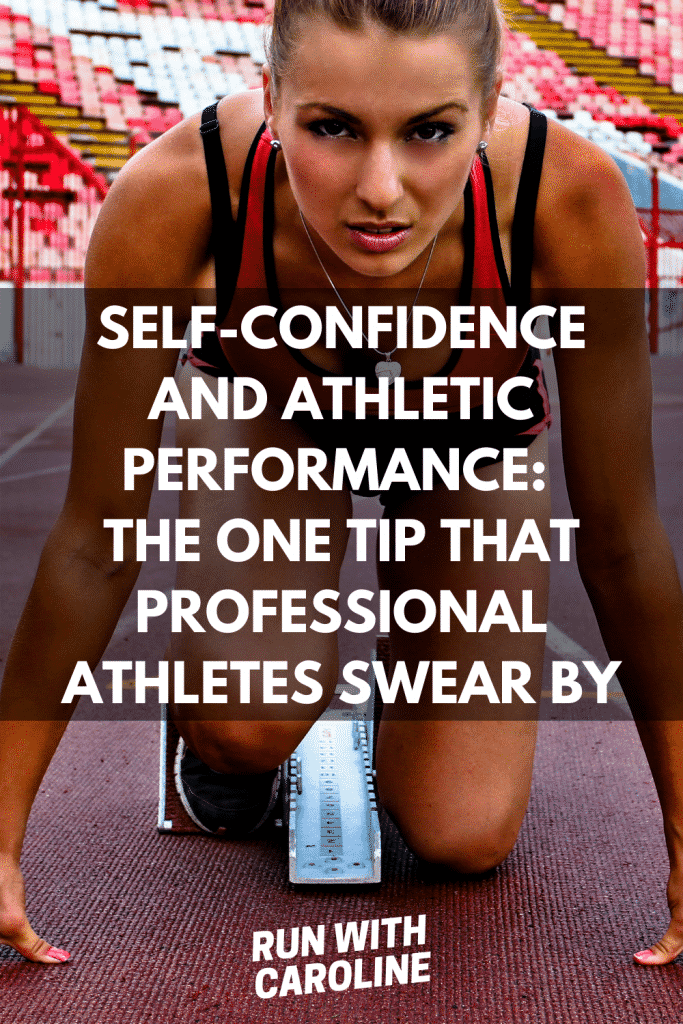self-confidence and athletic performance