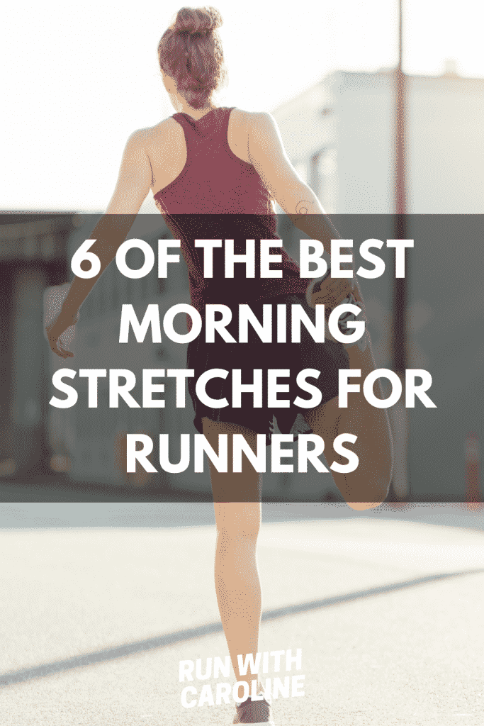 morning stretches for runners