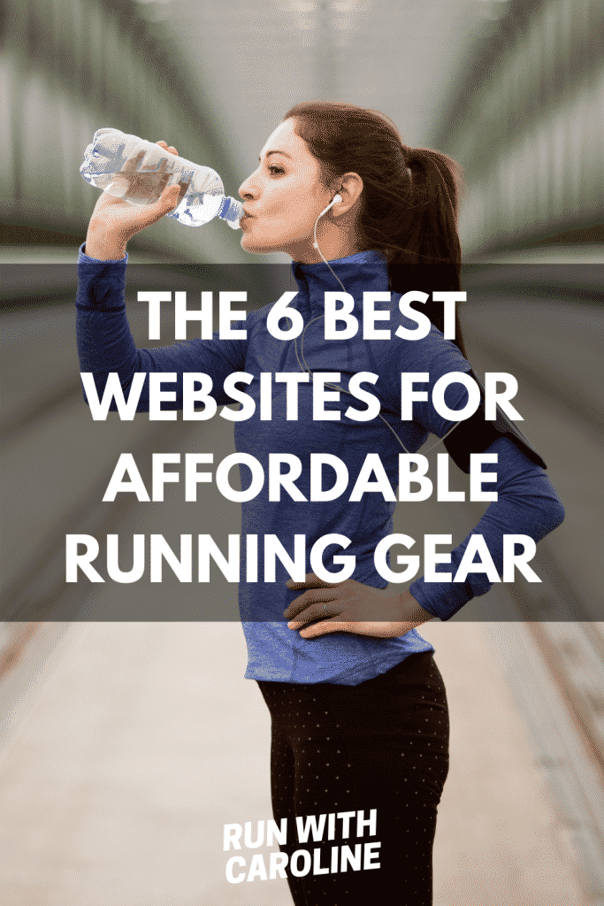 affordable running gear