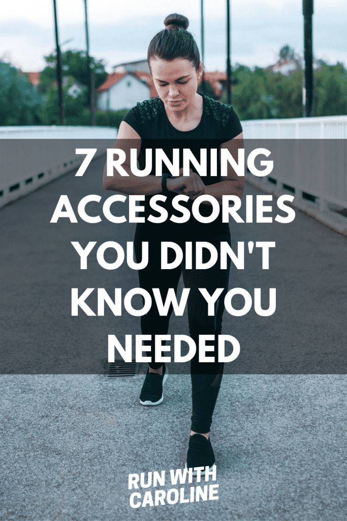 must have running accessories
