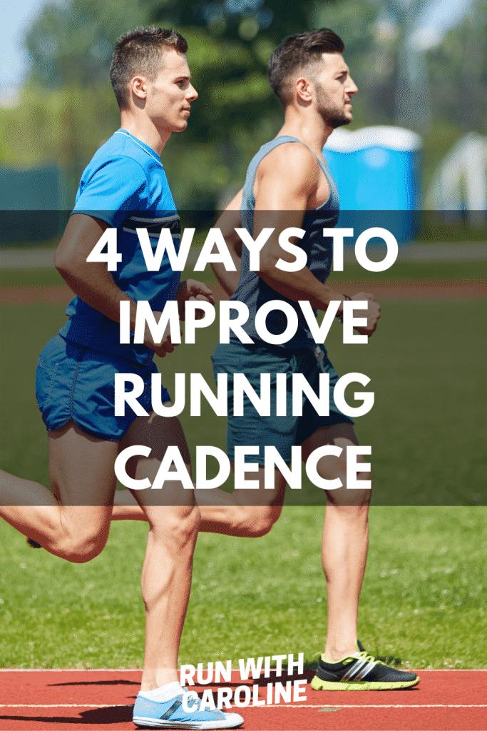 improve running cadence